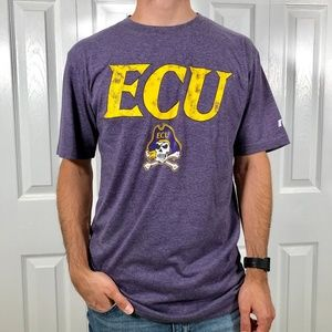 ECU East Carolina Pirates Short Sleeve T-Shirt M